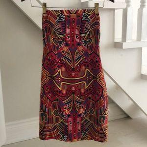 Mara Hoffman tribal print mini dress